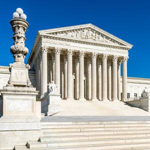 court front steps columns